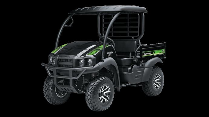 2020 Kawasaki MULE SX 4×4 XC LE FI