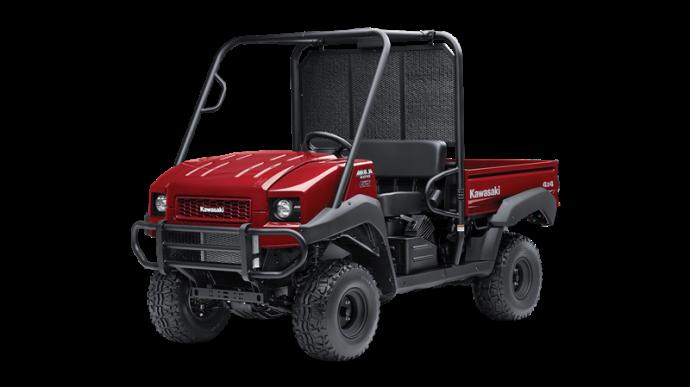 2020 Kawasaki MULE 4010 4×4