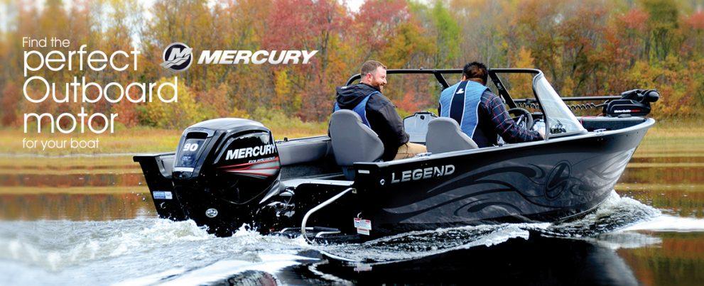Mercury Outboard Motors