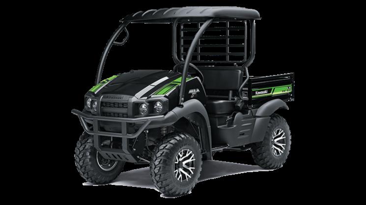2022 Kawasaki MULE SX 4x4 XC LE FI