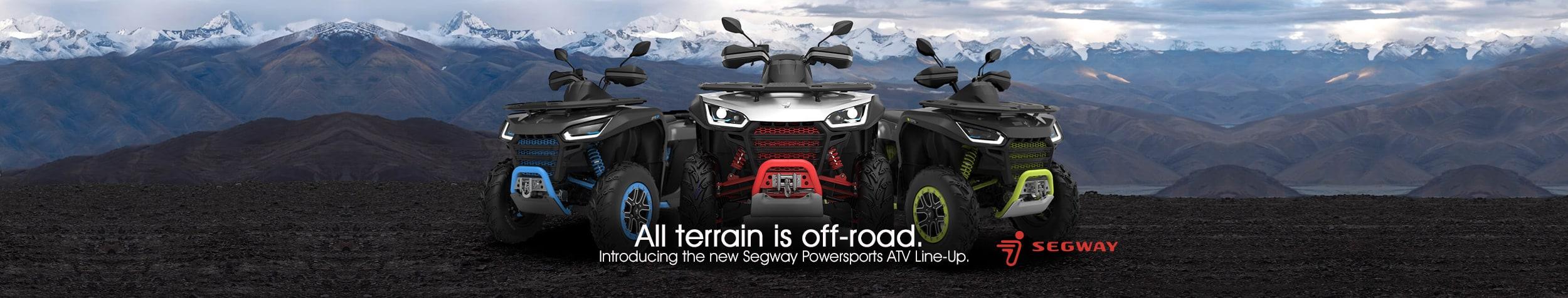 Segway ATVs
